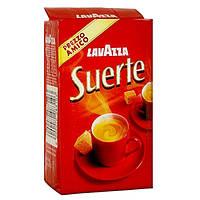"Кава ""Lavazza"" мелена Suerte 250г вакуум Оригінал (1/20)"