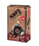 "Кава ""Кайф 100%"" мелена №8 500г брикет (1/6)"