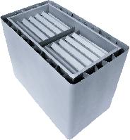 Электрическая каменка Dnipro ЭКС 6 кВт/220В, 9 м³
