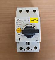 Автоматический выключатель защиты двигателя Moeller PKZM0-1 0,63-1,0A