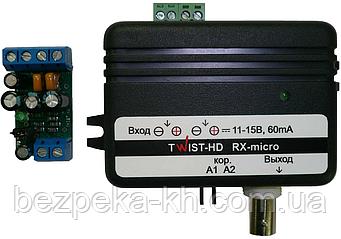Комплект усилителей TWIST HD-micro