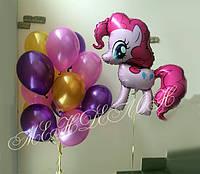 Пони Пинки с шариками