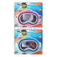 Intex Акция! Маска для плавания Intex 55913. Скидка 3 % на трубку и ласты, при покупке маски! Спешите, количество товара ограничено!