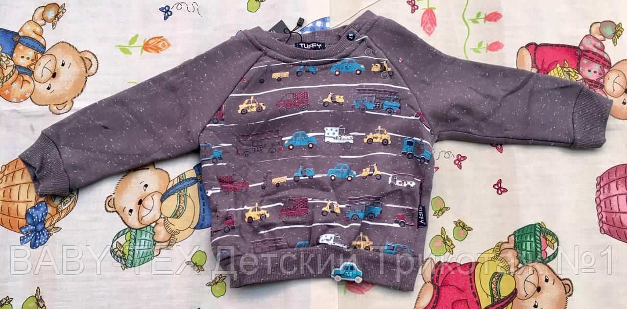Сфитшот для мальчиков 3х нитка начёс Турция
