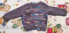Сфитшот для хлопчиків 3х нитка начіс Туреччина