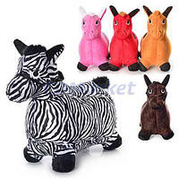 Bambi Акция! Прыгун резиновый Bambi MS 0325. Скидка 20% на второго при покупке двух прыгунов! Спешите, количество товара ограничено!