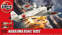 "Палубный торпедоносец Nakajima B5N2 ""Kate"""