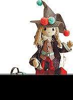 """Набор для шитья игрушек (текстильная каркасная кукла) """"Джокер"""""""