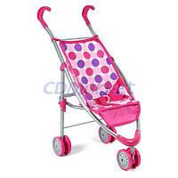 Melogo Акция! Детская коляска для кукол Melogo 9628. Скидка 10% на вторую при покупке двух колясок! Скидка до 30 % на товары для девочек при покупке