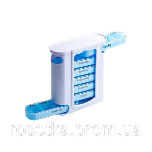 Органайзер-контейнер для таблеток - Тиждень