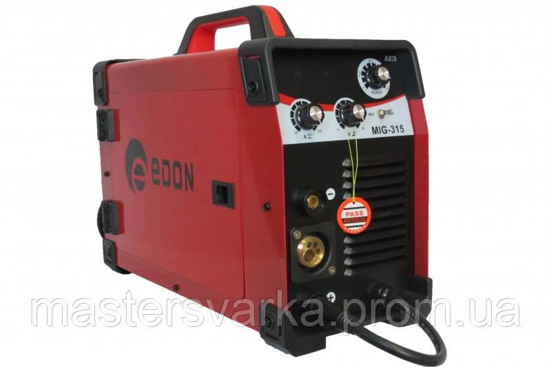 Сварочный полуавтомат Edon MIG-315