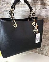 Женская сумка MICHAEL KORS JCynthia Saffiano  натуральная кожа