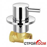 Запорный вентиль Aqua-World Caesar Cs 9001С-608 ВКр302.15 латунь
