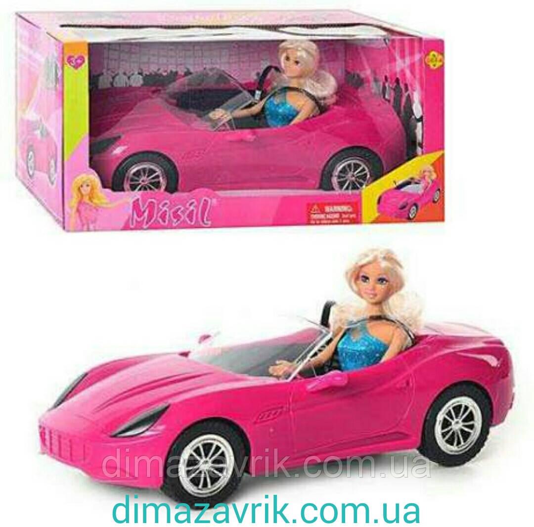 Кукла Defa 8228 в машинке Кабриолет