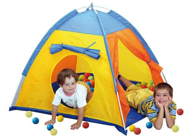 Качели, домики, палатки игровые, тоннели, корзины для игрушек