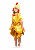Костюм Курочки Цыпленка на девочку 4-8 лет (Украина) купить оптом в Одессе на 7 км