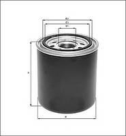Фильтр осушителя воздуха (Mahle) AL22