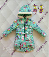 Зимняя куртка (3-4, 4-5 лет)