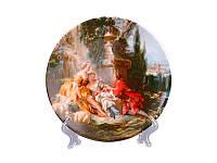 Декоративная тарелка Adekor 19 см 662-580