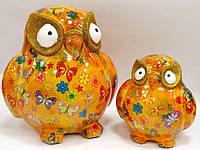 Копилка Сова XL - Big Errol B керамическая handmade ручная работа оригинальный подарок