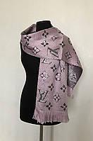 Супер стильный шарф LV с люрексом
