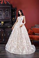 Красивые свадебные платья Днепр, Украина. Пышные свадебные платья новинки 2018