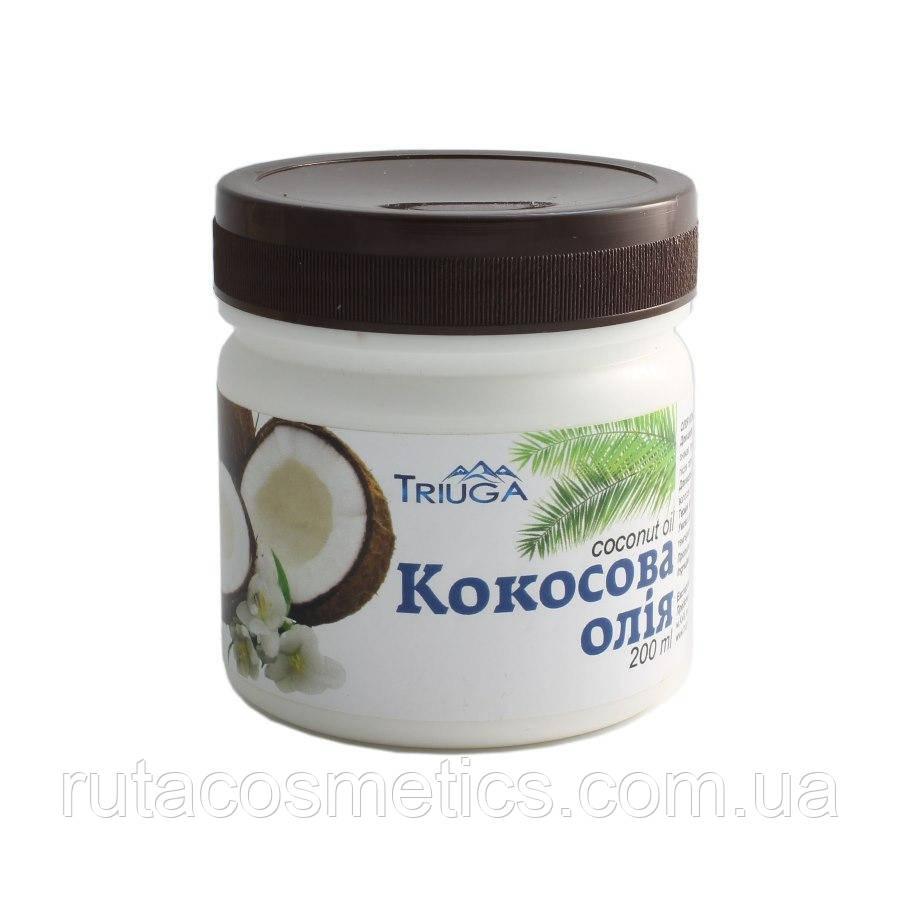 Кокосовое масло 200 мл банка - РУТА | Косметика и Парфюмерия в Кривом Роге