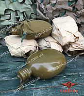 Фляга алюминиевая солдатская пр-во СССР