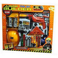Детский набор инструментов Юный строитель (2069)