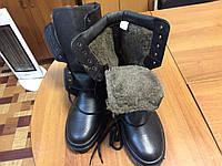Пошив берцев зимних утеплённых, фото 1