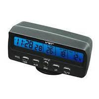 Часы-термометр-вольтметр VST - 7010V