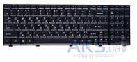 Клавиатура для ноутбука Lenovo IdeaPad G560,G560A,G560E,G565,G565A RU, (25-009969) Black