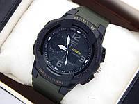 Наручные часы Casio Baby-G BGA-210 черные+ззеленый