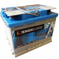 Аккумулятор Jenox Classic 55AH/470A (055614)