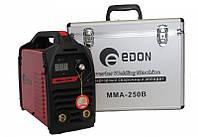 Сварочный инвертор Edon ММА 250В в кейсе, фото 1