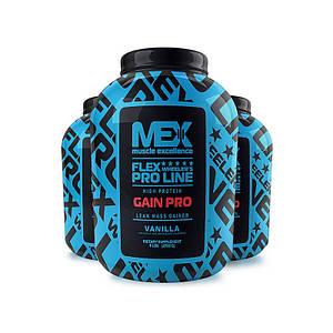 MEX Nutrition Gain Pro 2,7 kg Мекс Гейн Про 2,7 кг