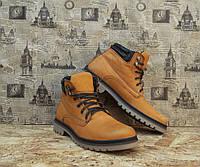 Ботинки мужские Konors в стиле Timberland натуральная кожа