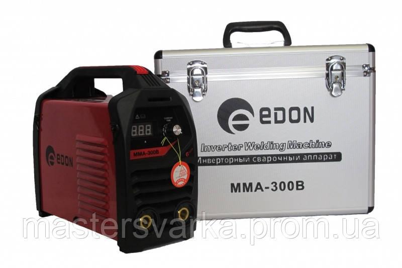Сварочный инвертор Edon MMA-300В кейс
