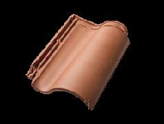 Натуральная керамическая черепица Cobert Logica Onda