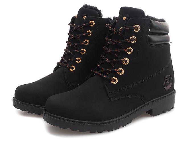 Женские ботинки Eveland CZARNY