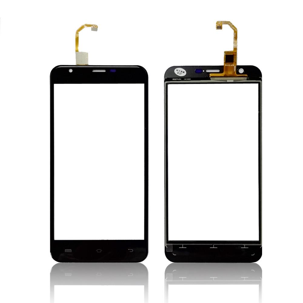 Тачскрин (сенсор) для мобильного телефона Leagoo Lead 7, черный