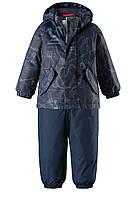 Комплект зимний (куртка + брюки на подтяжках) для мальчика Reima Olki 513109