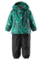 Комплект зимний (куртка + брюки на подтяжках) для мальчика Reima Kuusi 513111