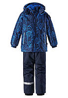Комплект зимний (куртка+брюки на подтяжках) для мальчика Lassie 723715