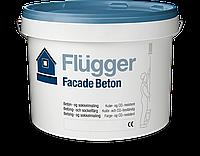 Акриловая  фасадная краска Flugger Facade Beton, 10л