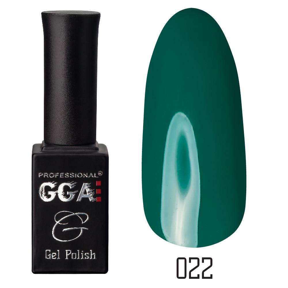 Гель-лак GGA, №022, 10 мл
