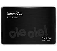 Накопитель SSD диск Silicon Power Slim S60 120GB