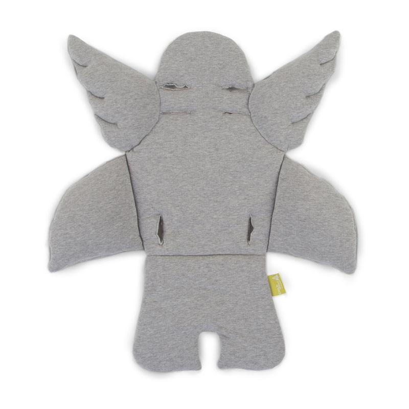 Childhome - Подушка ANGEL, цвет Jersey grey