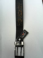 Ремень501мужской джинсовый кожзам