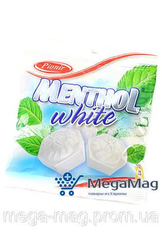 Конфеты PIONIR Menthol White 90г, фото 2
